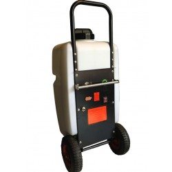 Elektrisch drukvat 35L