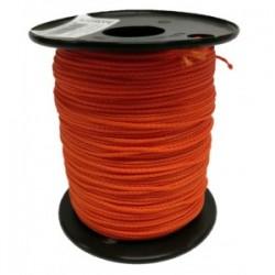 Nylon koord 1.5mm 200m oranje
