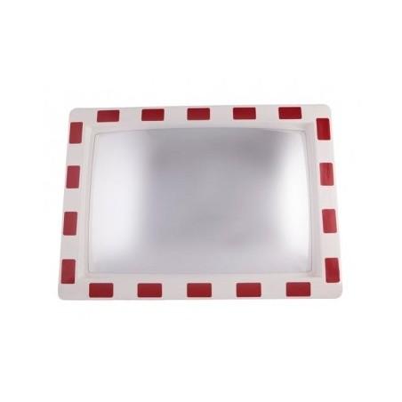 Verkeersspiegel acryl rechthoek 400x600mm