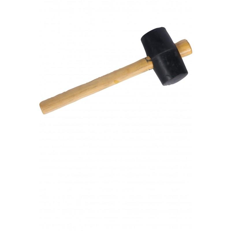 Orit rubberen hamer