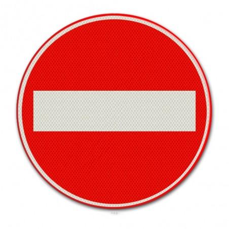 Verkeersbord C02 Éénrichtingsweg