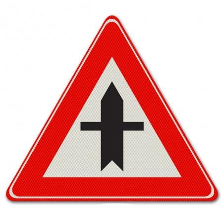 Verkeersbord B03 Voorrangskruispunt