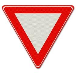 Verkeersbord B06 – Voorrang verlenen
