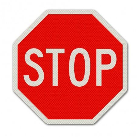 Verkeersbord B07 Stop en verleen voorrang