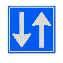 Verkeersbord C05 – Inrijden toegestaan
