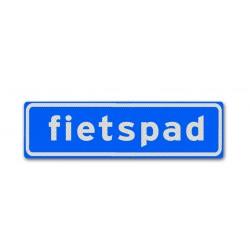 Verkeersbord G13 Fietspad
